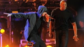 Eminem Dr. Dre Live Live Performance Los Angeles Unseen HD