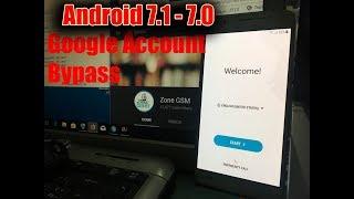 Samsung SAMSUNG J7 2016 Google Account Bypass (FRP 7.0 Nougat) [New Universal Method] No Downgrade