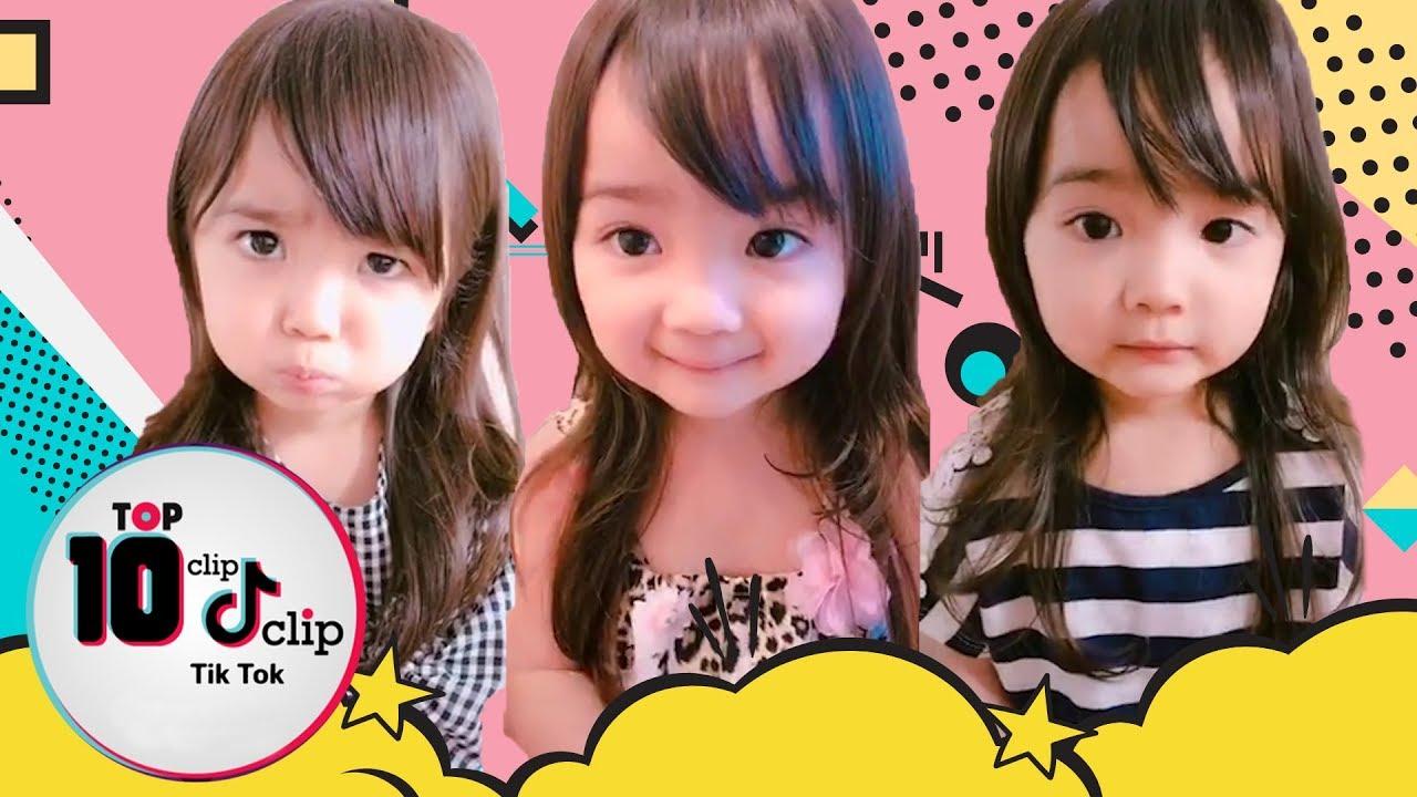 BEST CLIP TIK TOK   Tan chảy với cô bé dễ thương nhất Tik Tok ❤️