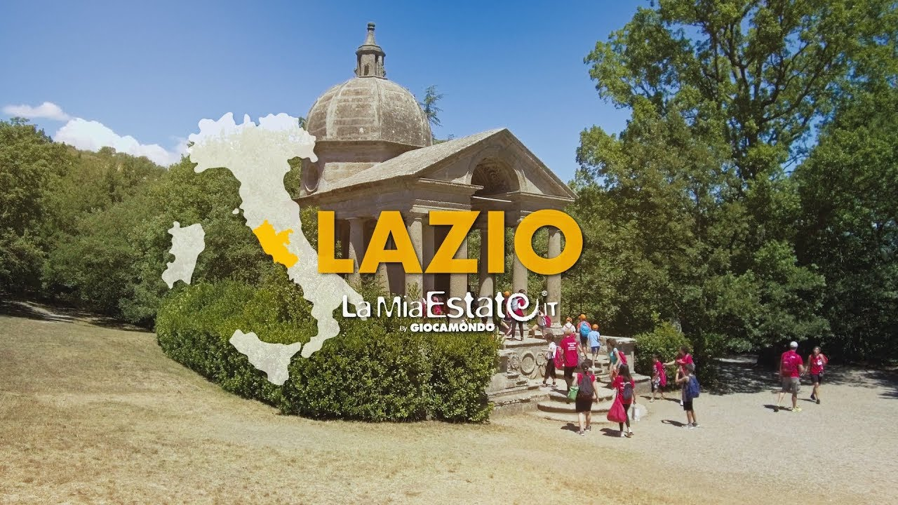 Soggiorni estivi per ragazzi La Mia Estate - LAZIO - YouTube