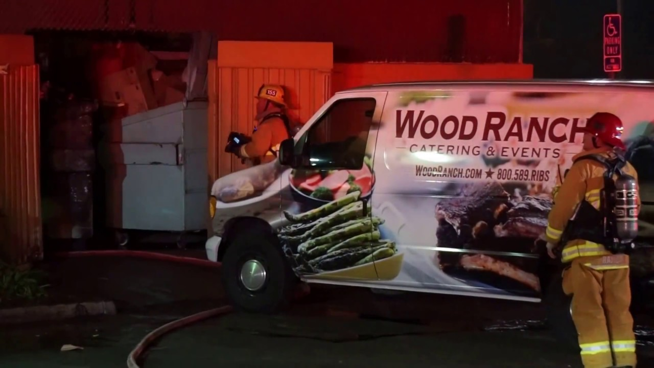 CAMARILLO WOOD RANCH FIRE - CAMARILLO WOOD RANCH FIRE - YouTube