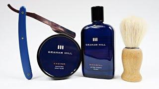 Graham Hill #11 | Casino Shaving Soap Bar + Mirabeau After Shave Tonic