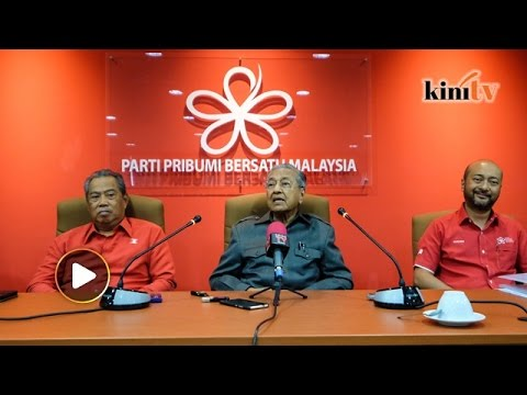 Mahathir: Other then RM 4 membership fee, no payment for position