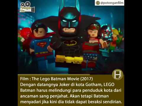 Potongan Film - Film The Lego Batman Movie 2017