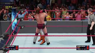 Lance River vs Daniel Bryan