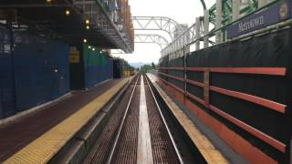 4K Skytrain Ride from Columbia to Waterfront