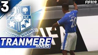 "FIFA 19 | KARIERA TRANMERE ROVERS RTG | #03 - ""Fenomenalny comeback!!"""