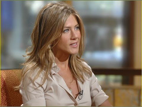 Jennifer Aniston David Letterman Full Interview