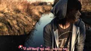 Khi em ngủ say -Chi Dân- full HD + lyric