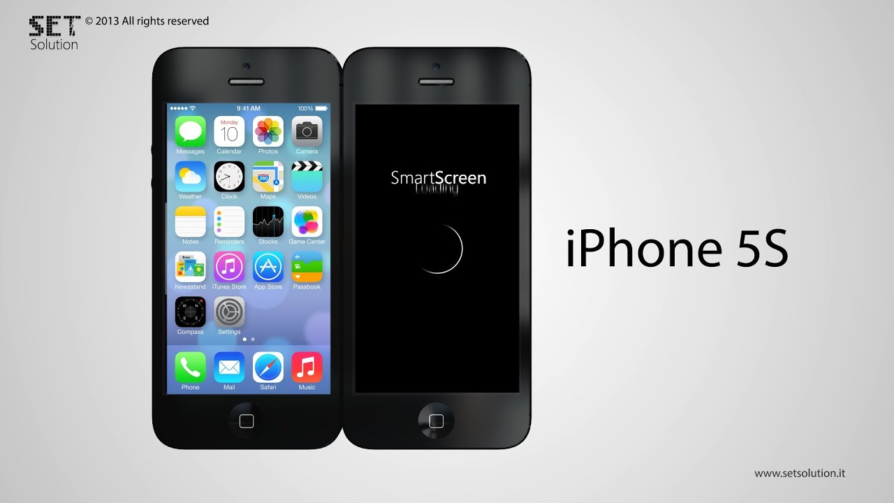 how to build an iphone 5s