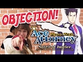 FOLLOW ME AROUND THE ACE ATTORNEY PHOENIX WRIGHT SPECIAL EXHIBITION SHOP IN JAPAN! 逆転裁判