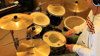 Drum Cover - Salam bagi Sahabat by Albert AFI Junior feat Glenn Fredly