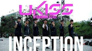 U-Kiss - Standing Still 유키스 - 스탠딩 스틸 - (Cover) - INCEPTION