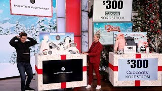 Sean Hayes & Ellen Have Gifts for the Whole Family on Day 6 of 12 Days!
