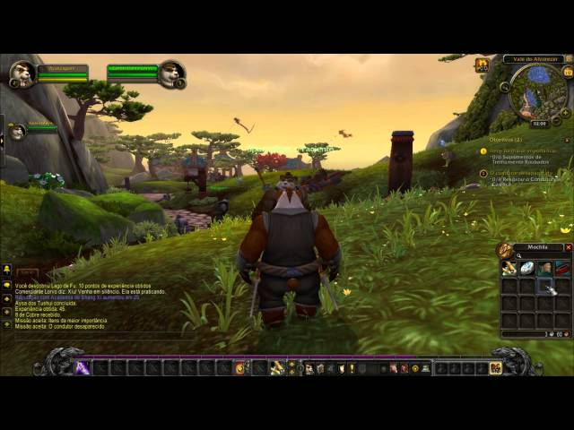 World of Warcraft: piripaque do chaves? Vídeos De Viagens