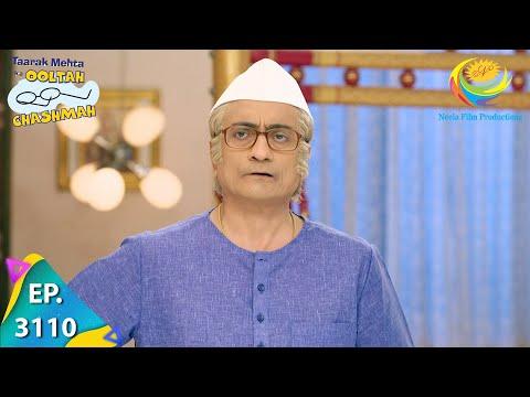 Taarak Mehta Ka Ooltah Chashmah - Ep 3110 - Full Episode - 25th February, 2021