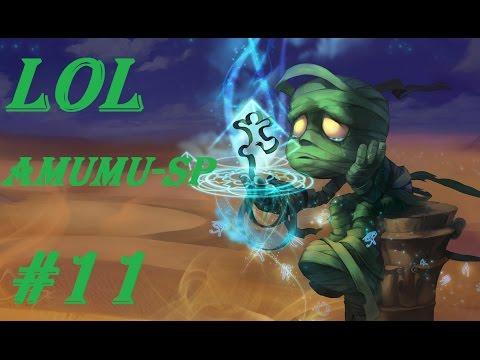 Cùng chơi Liên Minh Huyền Thoại#11-Amumu Support
