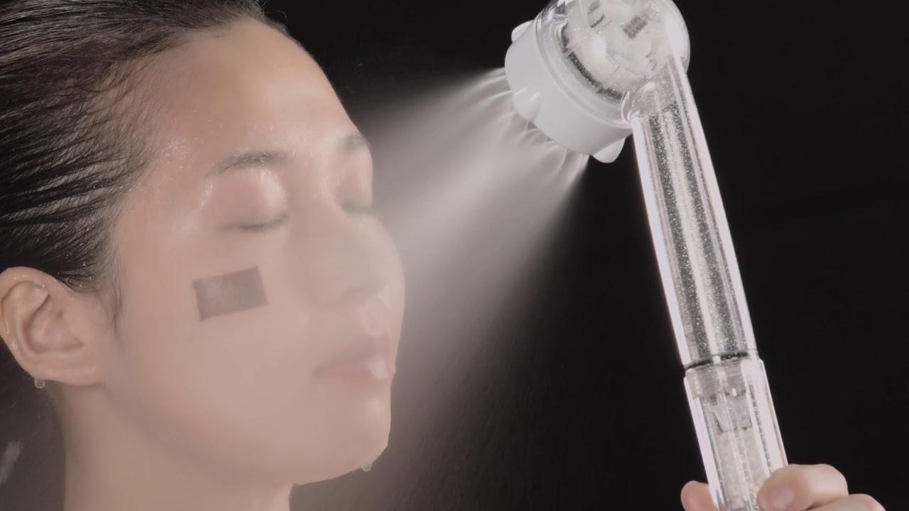 サイエンス シャワー ヘッド の 効果