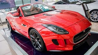 Khám phá Nội thất, Ngoại thất Jaguar F-Type R Convertible | XSX