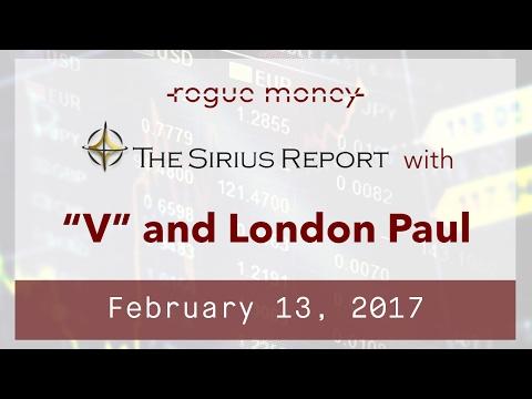 London Paul - The Sirius Report (02/13/2017)
