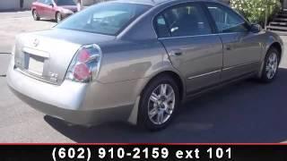 2006 Nissan Altima - Credit Mart Auto Center - Phoenix, AZ