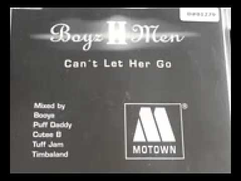 Boyz II Men - Can't Let Her Go (Puff Daddy Mix)