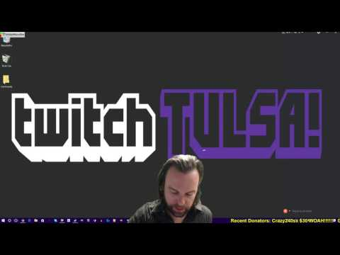 Twitch Tulsa at Heartland Gaming Expo + SpaceX announcements