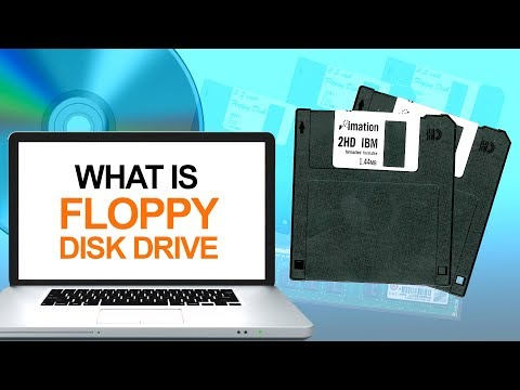 What Is Floppy Disk Drive | Types Of Floppy Disk | How Does A Floppy Disk Store Data