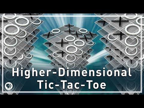 Higher Dimensial TicTacToe  Infinite Series