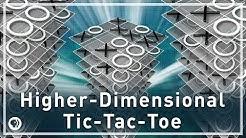 Higher-Dimensional Tic-Tac-Toe | Infinite Series