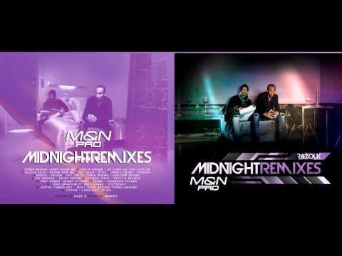 M&N Pro MidNight Remix 2013  toni braxton ft trey songz - yesterday