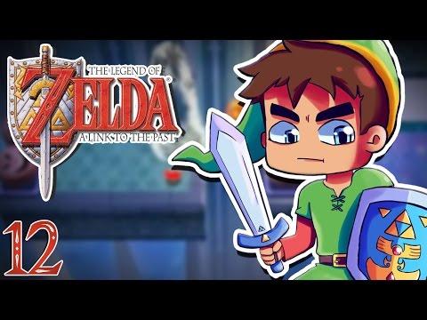 Zelda A Link to the Past #12 : PALAIS DES GLACES !