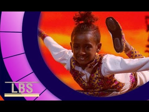 Meet amazing circus performer Aberham | Little Big Shots Season 2 Episode 1