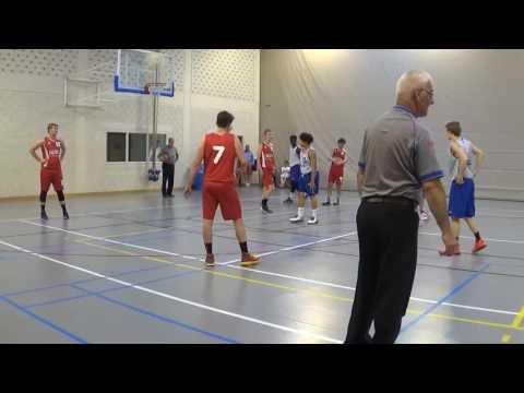 Game 4 Corelli vs Oostkamp U18