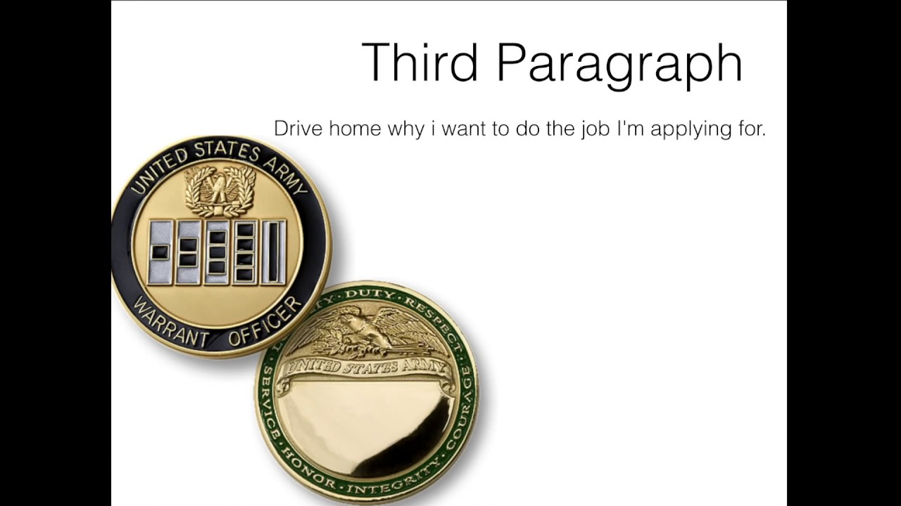 why i want to be a warrant officer essay Why i want to be a warrant officer essay example антон.