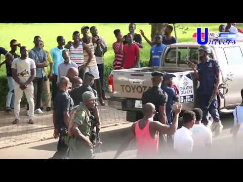 Vandals and Kantaga clash again on University of Ghana campus. One injured 10 picked by Police