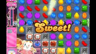 Candy Crush Level 713 (no boosters)