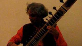 Great Musician Pandit Shivnath Mishra from (Varanasi) Benares India