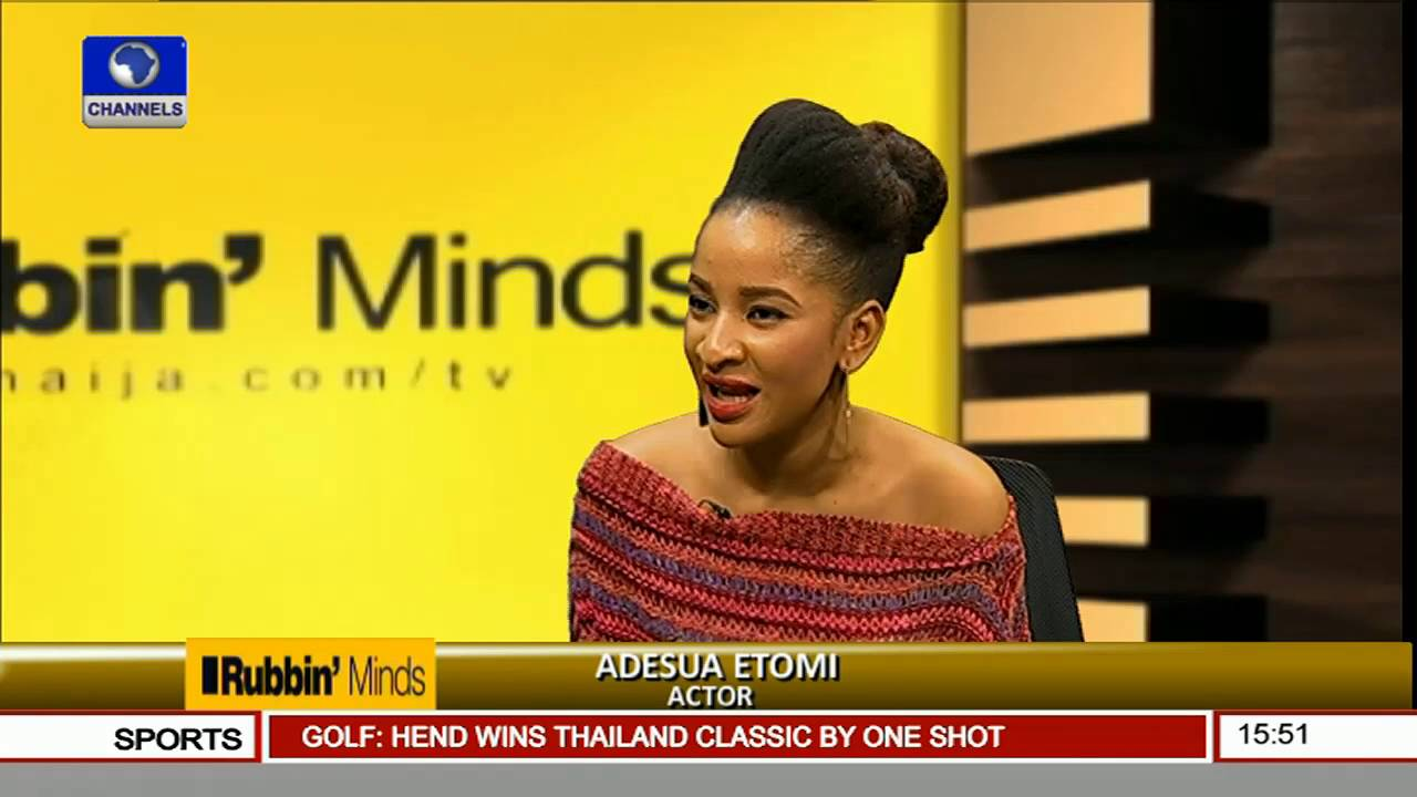 Download Interview With Adesua Etomi Pt.2
