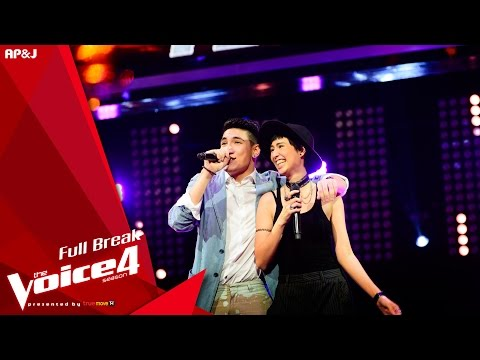 The Voice Thailand - Battle Round - 18 Oct 2015 - Part 4