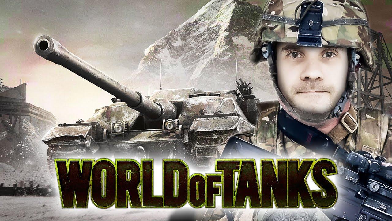 Schwere Schlachten im Schnee | World of Tanks mit Dennis