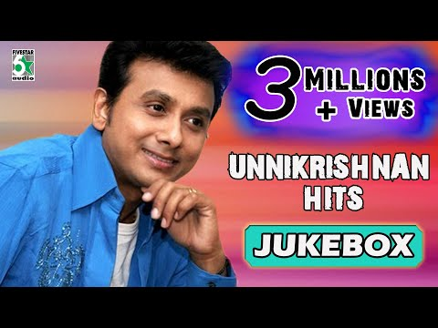 Unnikrishnan Super Hit Romantic Audio Jukebox