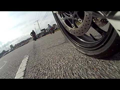 2015 CAYCE / WEST COLUMBIA TOY RUN ON BOARD CAMERA