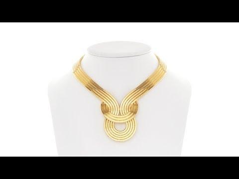 Lara Bohinc on the AngloGold Ashanti Gold Design Seminars