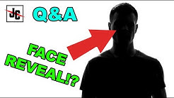 Q&A AND FACE REVEAL!? | JAYSON COLLECTABLES