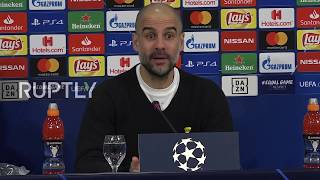 Germany: Guardiola relieved after Man City's comeback victory over Schalke