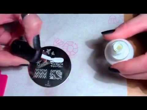 247Shopping vn   Bộ dụng cụ vẽ móng tay Hàn Quốc