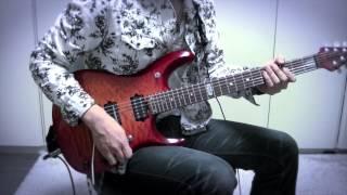 """Never Enough """"Octavarium"""" -Dream Theater- Cover by Muneyuki"""