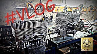 #СНЕГОХОД БУРАН_Электронное зажигание на Буран_Моторы РМЗ-640_Сьемники для подвески