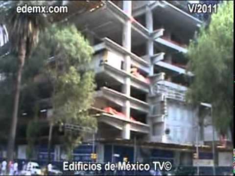 Reforma Angel 342 (Torre Seguros Monterrey New York Life) Construcción. www.edemx.com